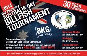Redcliffe Billfishing Tournament