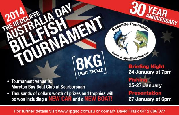 2014 8kg marlin tournament